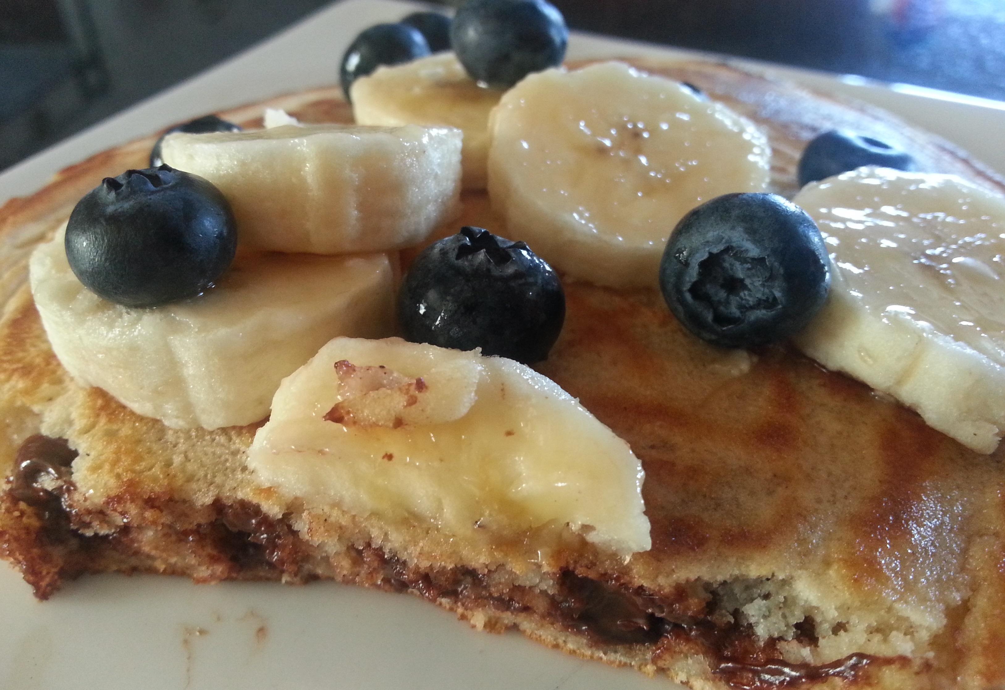 Breakfast Pancakes Nigella