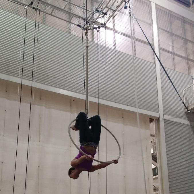 Aerial hoop - NICA - wanderluxelife